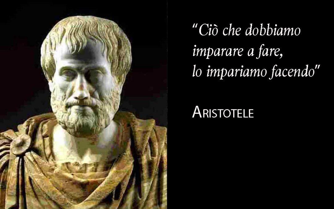 Aristotele e la Formazione Esperienziale