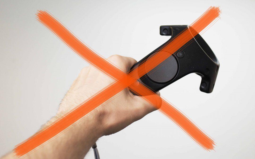 La realtà virtuale per la formazione? Non usarla…