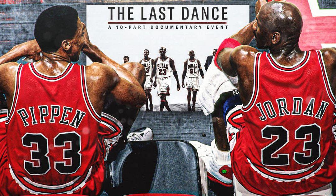 The Last Dance – Parola di Michael Jordan: vince il campione o vince il team?