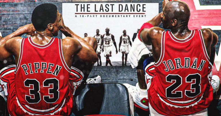 The Last Dance - Parola di Michael Jordan: vince il campione o vince il team?