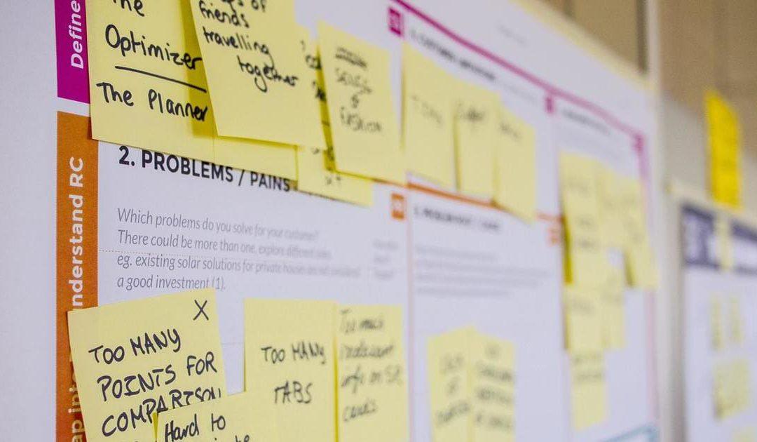 Utilizzo dei business Canvas nella valutazione di team: un efficace strumento di assessment