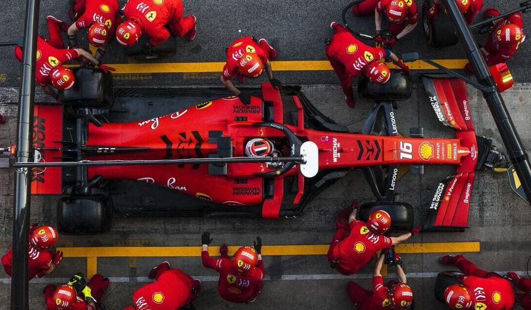Gestione di un team: l'esempio della Formula 1